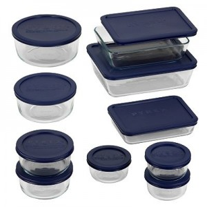 Post image for Kohls: Pyrex Glass Storage Set (20 Pieces) $15.49 After Rebate