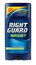 Post image for Walmart: Right Guard Deodorant $.97