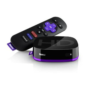 Post image for Roku HD Streaming Player $39.99 + $5 Instant Video Credit (reg. $59.99) on Amazon