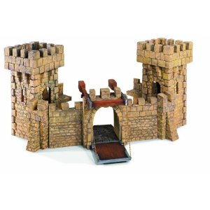 schleich knight castle