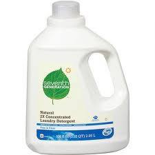 Post image for High Value Coupon: $3.00 off Seventh Generation Laundry Detergent