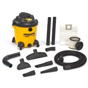 Post image for Shop-Vac HP Ultra Pro Series 12-Gallon Wet or Dry Vacuum with Detachable Blower $89.99