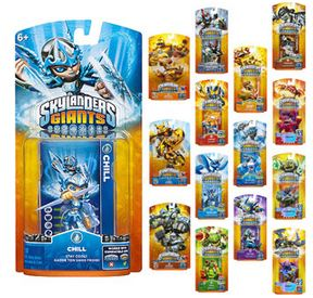 Post image for Amazon: Skylander Giants Starting at $5.99