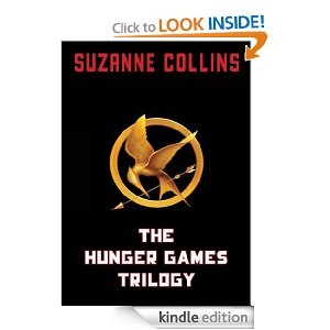Post image for The Hunger Games Trilogy E-Book $9.79