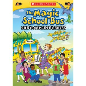 Post image for Magic School Bus: The Complete Series on DVD $29.99