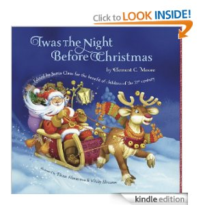 Post image for Free Book Download: 'Twas The Night Before Christmas