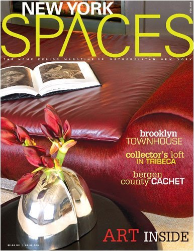Post image for New York Spaces Magazine Sale