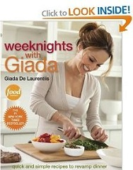 Post image for Amazon Daily Book Deal: Weeknights with Giada Cookbook – $3.99
