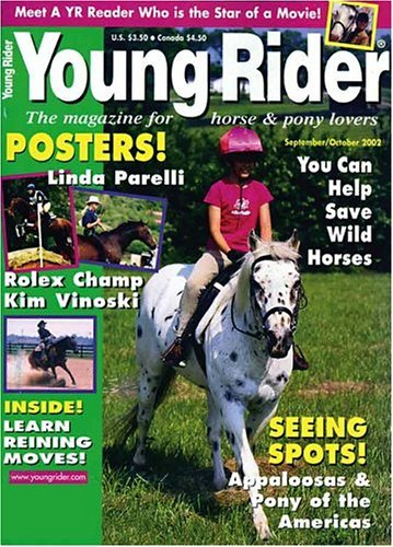 Post image for Young Rider Magazine For Only $5.29/Year