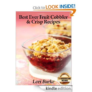 Post image for Free Book Download: Best Ever Fruit Cobbler & Crisp Recipes