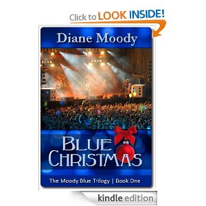 Post image for Book Download: Blue Christmas (The Moody Blue Trilogy | Book One)