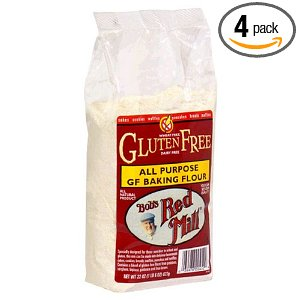 Post image for GONE: Bob's Red Mill All-Purpose Gluten-Free Baking Flour, 22-Ounce Packages 4 Pack $5.79