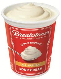 Post image for New Coupon: $1/1 Breakstone's Sour Cream (Farm Fresh Deal)