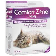 Post image for Announcing Comfort Zone® with Feliway® – Now Available