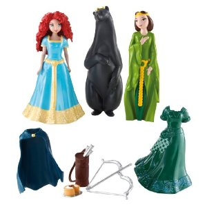 Post image for Disney/Pixar Brave Story Giftset $9.99