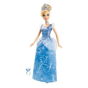 Post image for Disney Princess Deluxe Cinderella Doll $7.99