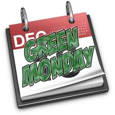 Post image for Have You Heard About Green Monday?