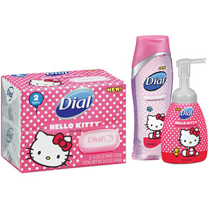 Post image for Stocking Stuffer Alert: Hello Kitty Soap Coupons