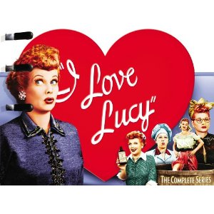 Post image for I Love Lucy: The Complete Series DVD $84.49