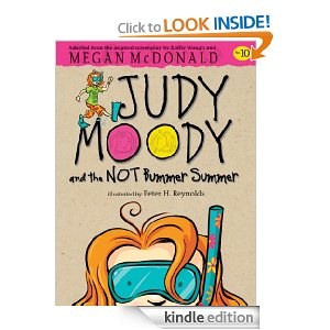Post image for 11 Judy Moody Kindle Books $1.99 Each