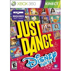 Post image for Amazon.com: Just Dance Disney Party for Wii or XBox 360 Only $19.99 Shipped (Lowest Price)