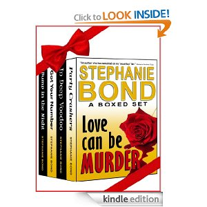 "Post image for Free Book Download: ""Love Can Be Murder"" Set by Stephanie Bond"