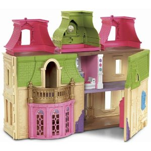 Post image for Fisher-Price Loving Family Dream Dollhouse Family Lightning Deals 12/16