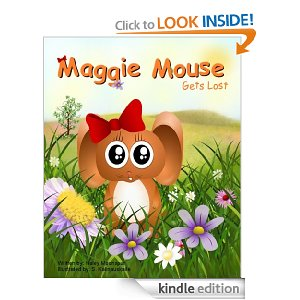Post image for Free Book Download: Maggie Mouse Gets Lost (Maggie Mouse Children Book Series)