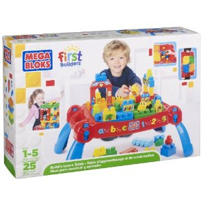 Post image for Mega Bloks Play 'n Go Table $25.00 Shipped