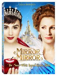 Post image for Target: Mirror Mirror DVD $4 Beginning 12/9