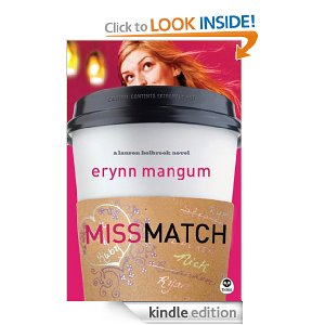 Post image for Free Book Download: Miss Match: A Lauren Holbrook