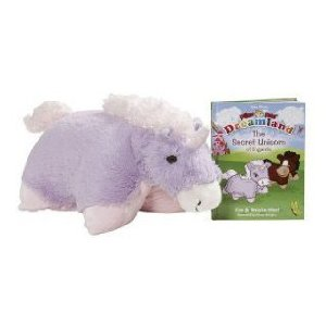 Post image for My Pillow Pets Unicorn & Book $8.98