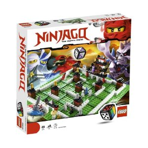Post image for Amazon: LEGO Ninjago Game only $22.49