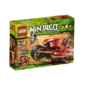 Post image for Lego Ninjago and Encylopedia $20.14 for Both Shipped!