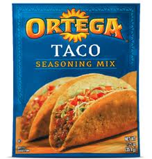 ortega seasoning