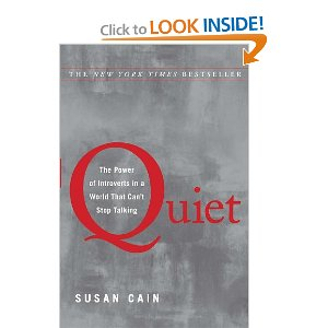 "Post image for GONE: Amazon Book Deal of the Day: ""Quiet"" by Susan Cane"