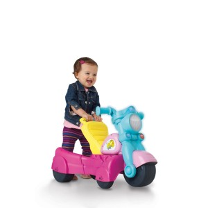 Post image for Rocktivity Walk N Roll Rider, Pink $24.99