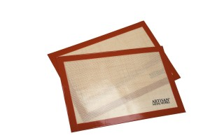 Post image for Silicone Baking Mat Set (2 pk.) Non Stick Surface $10.06