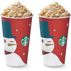 Post image for LAST DAY: Starbucks: BOGO Holiday Drinks