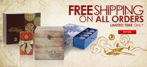 Post image for Teavana- FREE Shipping (No Minimum) Plus FREE Tea Blend Sample