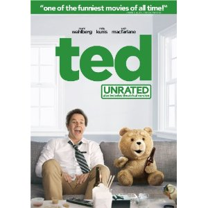 "Post image for Pre-Order ""Ted"" DVD for $9.99"