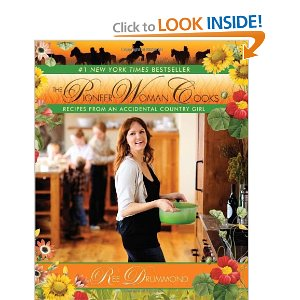 Post image for The Pioneer Woman Cooks: Recipes from an Accidental Country Girl (Hardcover) $10.10