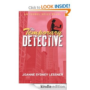 Post image for Free Book Download: The Temporary Detective (An Isobel Spice Novel)