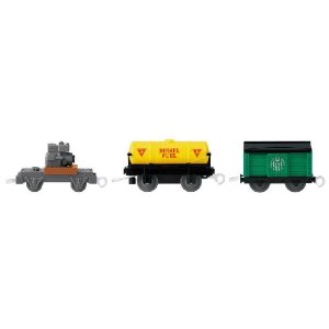 Post image for Thomas & Friends TrackMaster Dieselworks Delivery $4.99
