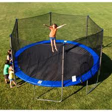 Post image for Airzone 15′ Trampoline and Safety Enclosure Combo $199 Shipped
