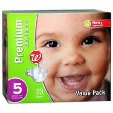Post image for Walgreens- W Brand Diapers Buy One Get One Free