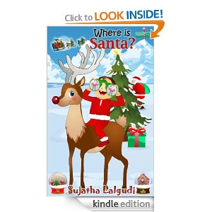 Post image for Free Book Download: Where is Santa – A Christmas Picture book for Children