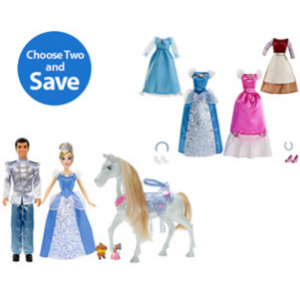 Post image for Disney Princess Bundle Only $14 (Awesome for Toy Closet)