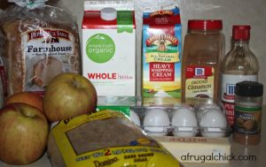 French_Toast_ingredients