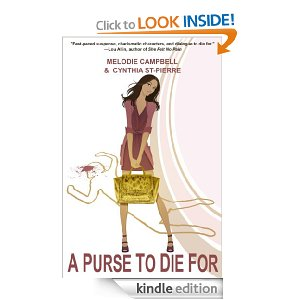 Post image for Free Book Download: A Purse to Die For